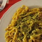 Tagliolini al Pistacchio Orvieto Umbria